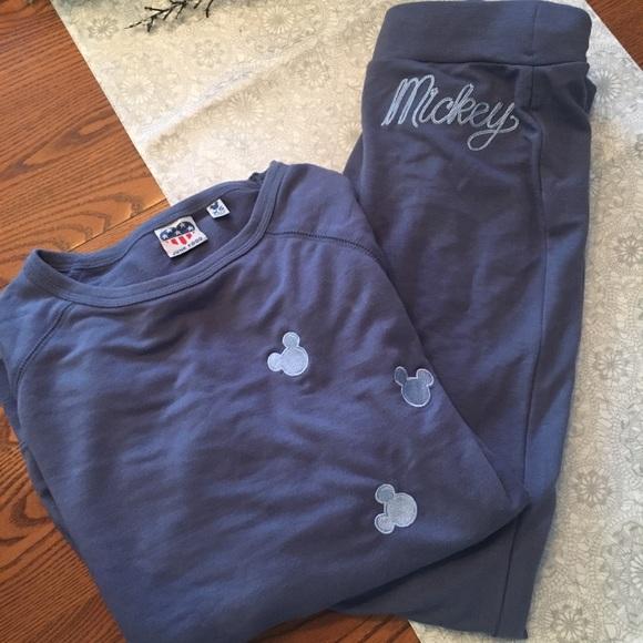 314936fbe1c4 Junk Food Clothing Intimates & Sleepwear   Junk Food Disney Pajamas ...